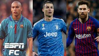 Could Ronaldo have been better than Cristiano Ronaldo and Lionel Messi if healthy? | Extra Time