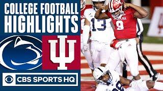 Penn State vs Indiana Highlights: Hoosiers upset Penn ST in OT on WILD 2-point play | CBS Sports HQ