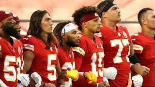 "New Video Emerges Showing ""Boos"" During Moment Of Unity Were Actually ""Chiefs"" Chants & Cheers"