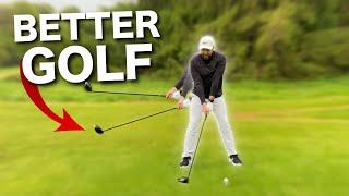 SIMPLE TAKEAWAY TIPS FOR BETTER GOLF