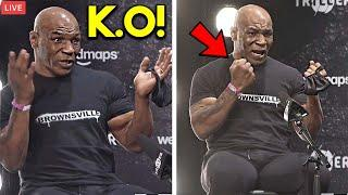 """*WOW* MIKE TYSON: """"I WAS SCARED"""" of ROY JONES JR BEFORE FIGHT """"I PANICКЕD"""""""