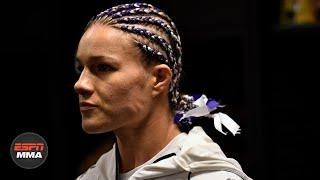Felice Herrig gets emotional discussing recovery from knee injury   ESPN MMA
