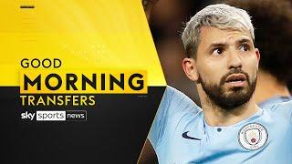 Will Sergio Aguero leave Manchester City at the end of the season?   Good Morning Transfers