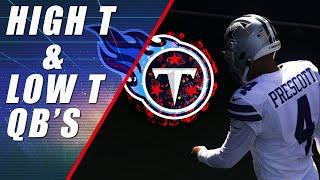 NFL Overrated/Underrated & Titans vs Steelers Postponed