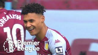 Ollie Watkins gives Aston Villa flying start against Arsenal | Premier League | NBC Sports