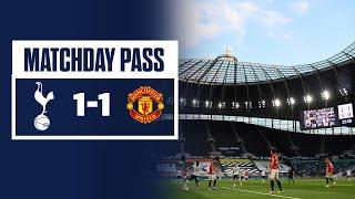 MATCHDAY PASS | BEHIND-THE-SCENES | Behind-Closed Doors v Man Utd!
