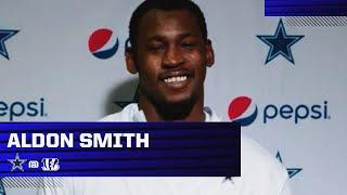 Aldon Smith: Kind Of At A Loss For Words | Dallas Cowboys 2020