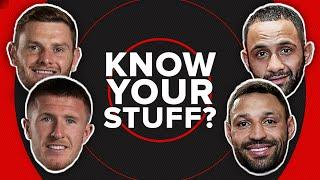 Know Your Stuff   Jack O'Connell and John Lundstram Vs Kell Brook and Kid Galahad