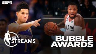 Bubble Awards: The NBA's best, worst, and weirdest since the re-start | Hoop Streams