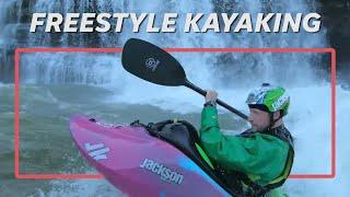 Freestyle Kayaking with Nick Troutman | Sport Pulse