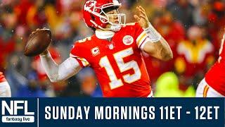 NFL Week 7 Picks & Fantasy Advice LIVE: Start 'Em & Sit 'Em, Value Plays & More!