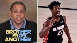 Heat-Celtics series is a massive opportunity for Jimmy Butler   Brother From Another   NBC Sports