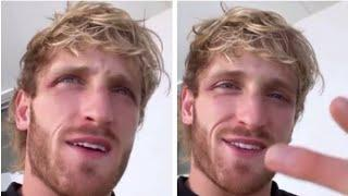 'SHUT THE F*** UP!' - LOGAN PAUL DISMISSES CLAIMS HE WAS KNOCKED OUT & HELD UP BY FLOYD MAYWEATHER