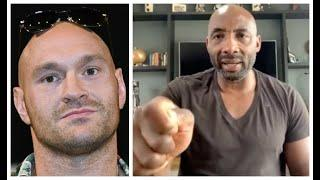 AJ OVERALL BETTER THAN FURY? - JOHNNY NELSON EXPLAINS WHY HE PICKS ANTHONY JOSHUA TO BEAT TYSON FURY