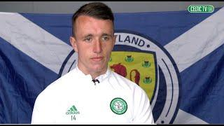 Celtic's David Turnbull on his dream Scotland call-up for Euro 2020
