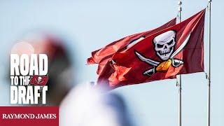 How Will the Bucs Free Agency Affect Draft Picks? | Road to the Draft