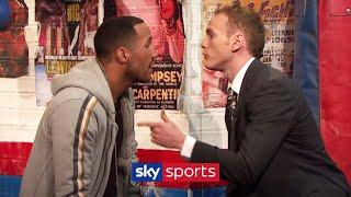 REVISITED! George Groves & James Degale's HEATED clash on Ringside
