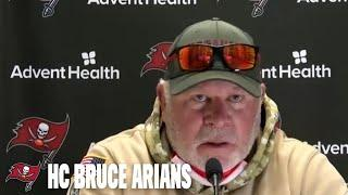 Bruce Arians on Upcoming Roster Moves & Secondary Depth   Press Conference