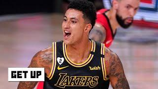 Stephen A. says the Lakers will lose if role players don't step up their perimeter shooting | Get Up