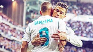 What Cristiano did when Benzema was booed by the Bernabéu shows his class   Oh My Goal