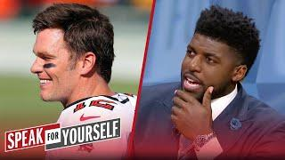 Brady can wish the best for Pats because he's balling with Bucs — Acho | NFL | SPEAK FOR YOURSELF
