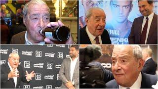 'EDDIE HEARN IS A JOKE' - WHOA! BOB ARUM EPIC RANTS / SLAMS HEARN, DANA WHITE, JOSHUA, RUIZ & MORE
