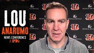 Lou Anarumo On The Newest Additions To The Bengals Defense