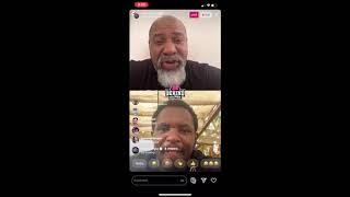 """""""GOTTA DO THE ARCHIE MOORE.. IF U KNOW, U KNOW!"""" DILLIAN WHYTE TO SHANNON BRIGGS ON POVETKIN REMATCH"""