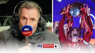 Jamie Carragher's honest take on who could challenge Liverpool for the Premier League title