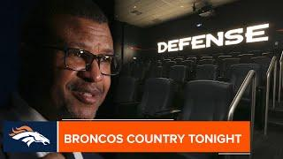 How did Steve Atwater watch film as a player?   Broncos Country Tonight