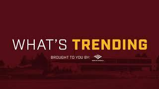 What's Trending Brought To You By Bank Of America: Kelvin Harmon Makes Progress & Fans Ask Questions