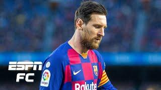 Lionel Messi's Barcelona exit clause expires: The problem's 'resolved' until next year | ESPN FC