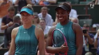 Tennis Channel Live: French Open 2018 Rewind: How Halep Got Major Monkey off Her Back