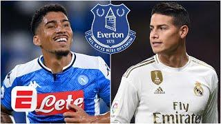 Everton close in on Allan and James Rodriguez: Are their EPL top-4 dreams in sight? | ESPN FC