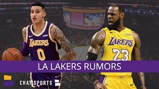 Los Angeles Lakers Rumors: LeBron Says Play, Kuzma Wants Insurance + Dwight Howard Out?