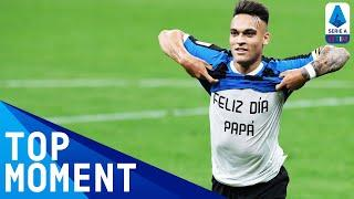 Lautaro Doubles Inter's Lead with a Great Finish! | Inter 2-1 Sampdoria | Top Moment | Serie A TIM