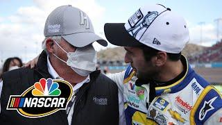 Rick Hendrick revisits emotions of NASCAR Cup Series finale at Phoenix | Motorsports on NBC
