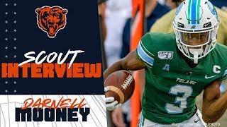 NFL Scout breaks down Darnell Mooney selection | Chicago Bears
