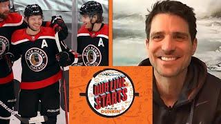 Chicago Blackhawks are legit NHL playoffs contenders | Our Line Starts | NBC Sports