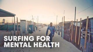 Using Surfing To Improve Mental Health in South Africa