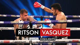 FULL FIGHT | Controversial split decision! | Lewis Ritson vs Miguel Vazquez