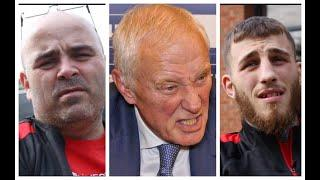 WHO THE F*** WILL STOP BARRY HEARN FROM COMING? - SAM EGGINGTON & JON PEGG ON CHEESEMAN & THE HEARNS