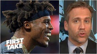 Max Kellerman expects Cam Newton to have a 'shockingly good season' | First Take