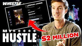 How A 24-Year-Old Built An NBA TOP SHOT Collection Worth $2 MILLION!