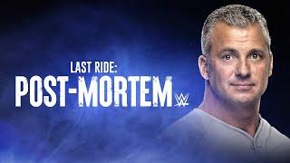 Shane McMahon reacts to chapter four of Undertaker's documentary: Last Ride Post-Mortem
