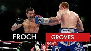 FIGHT REWIND! Carl Froch vs George Groves II