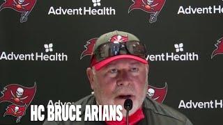 Bruce Arians on Game One 'Most Exciting Day Of The Year' | Press Conference