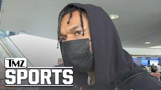 NFL's Gerald Everett Calls For Wild NBA Fans To Chill Out, Sports Bring Us Together! | TMZ Sports