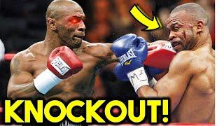 *WOW* TOP 5 INSANE MIKE TYSON FIGHTS (EARLY KNOCKOUT vs ROY JONES JR in EXHIBITION EVENT?)