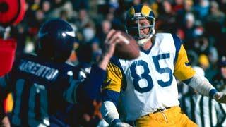 Jack Youngblood and Merlin Olsen Led Dominant Rams Defense in 1974 | LA Rams Yearbook